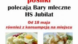 BARY MLECZNE